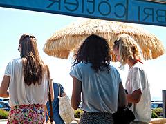 ok les filles à la plage