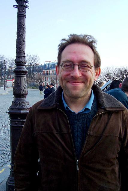 FR - Paris - vor Sacré-Coeur