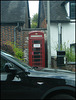 Betley phone box