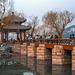 Summer palast garden in Beijing