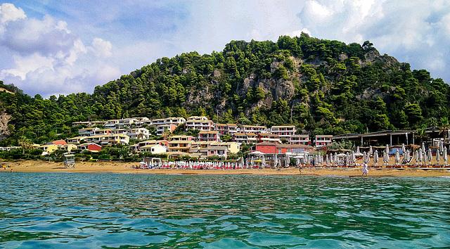 Glyfada, Corfu