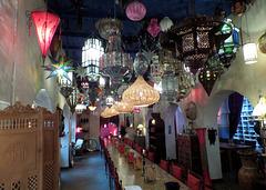 "Innenansicht ""Le Marrakech"""