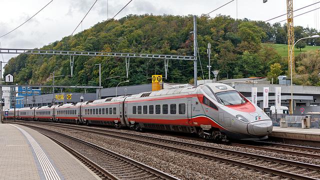 201002 Lausen ETR610Trenitalia