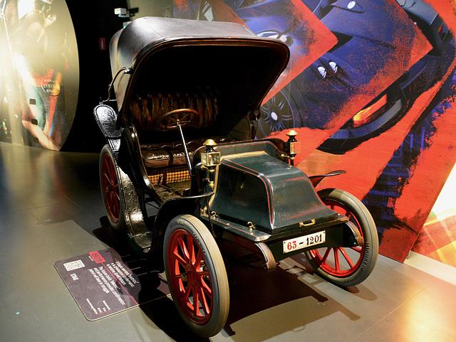 Turin 2017 – Museo Nazionale dell'Automobile – 1909 Stae