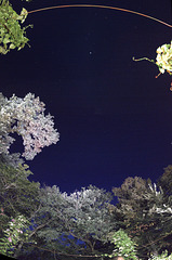 nuit, Chaumont sur Loire