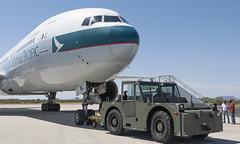 Cathay Pacific Airways Boeing 777 B-HNL