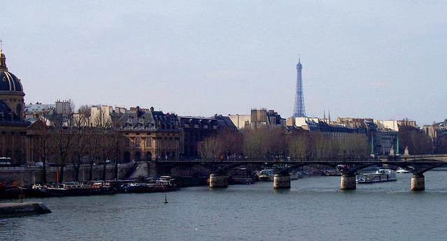 FR - Paris - Am Ufer der Seine