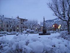 La placo de Castellane