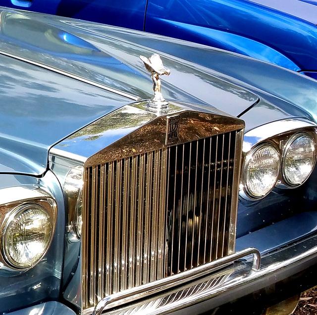 139/365 Rolls Royce Silver Wraith II