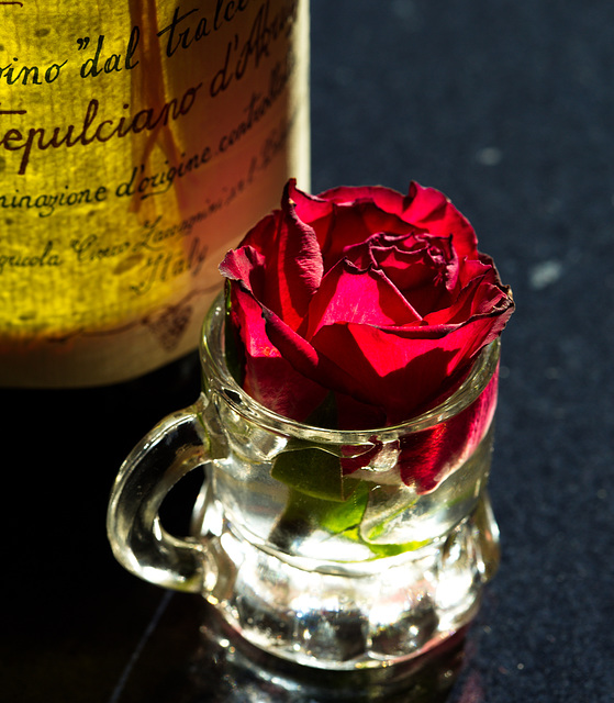Rose 25/50 : In vino veritas