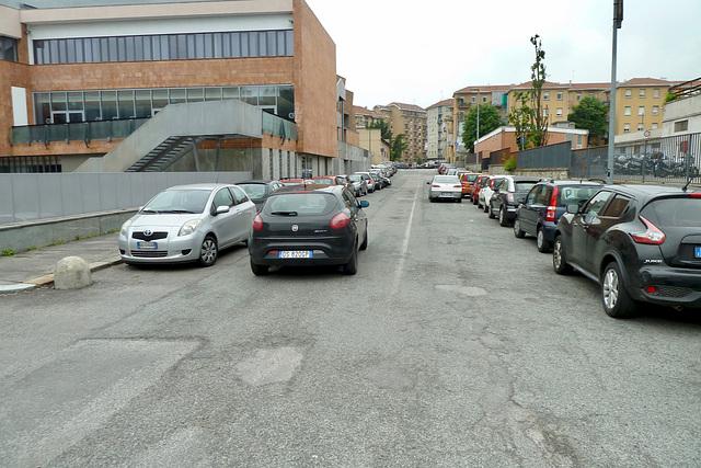 Turin 2017 – Italian parking