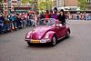 Leidens Ontzet 2017 – Parade – 1979 Volkswagen Beetle Cabriolet
