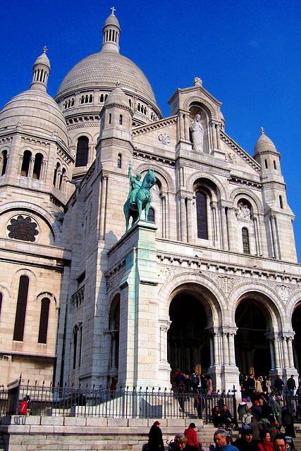 FR - Paris - Sacré-Coeur