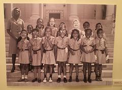 Brownies At LA City Hall - 1963 (0267)