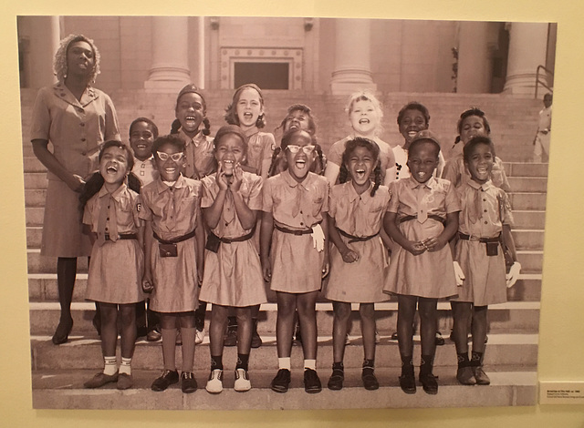Brownies At LA City Hall - 1963 (0267)