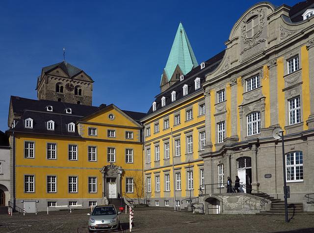 Folkwang Universität ehem. Benediktinerabtei