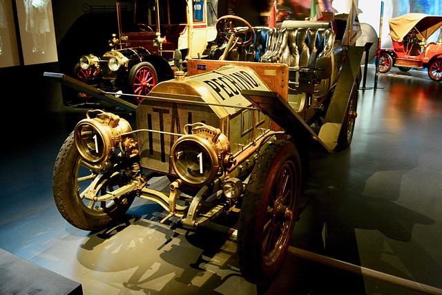 Turin 2017 – Museo Nazionale dell'Automobile – 1907 Itala mod. 35/45 HP