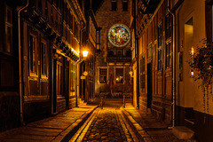 Nachts in Quedlinburg