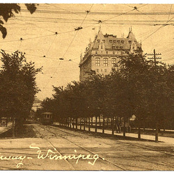 WP1857 WPG - BROADWAY WINNIPEG
