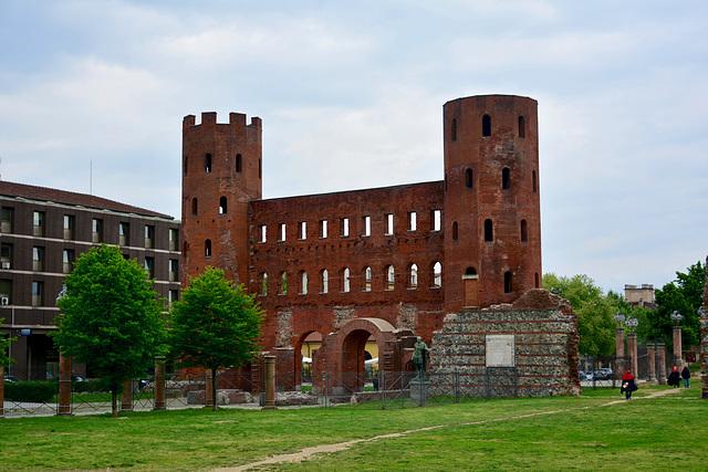 Turin 2017 – Palatine Gate