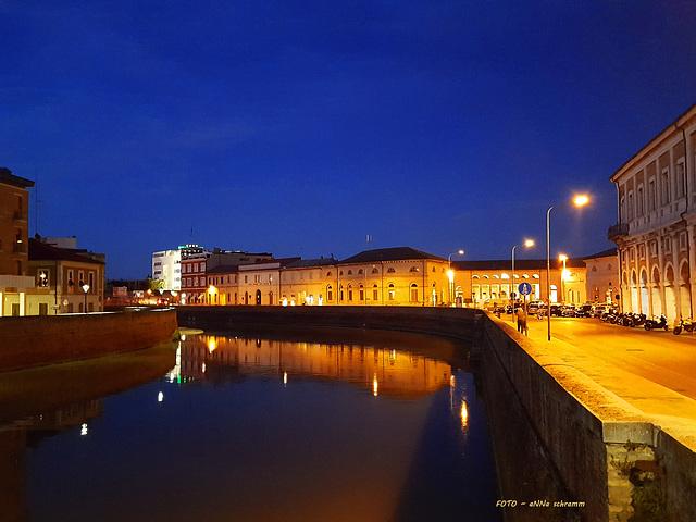 Senigallia, Fluß Misa