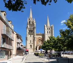 Mende - Cathédrale Notre-Dame-et-Saint-Privat