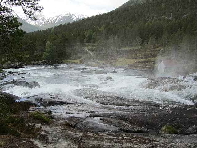 Likholefossen 1