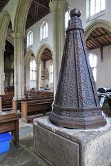 lyddington church, rutland