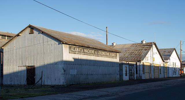 Klamath Lake Machine & Locomotive Works (0963)