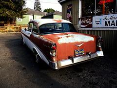 '56 Chevy, Portland St. Market