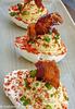 The Lark, Santa Barbara, deviled eggs - Not your mother's recipe {:o)