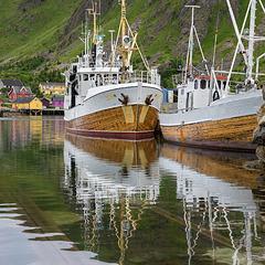 Ballstad port