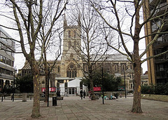 southwark cathedral , london