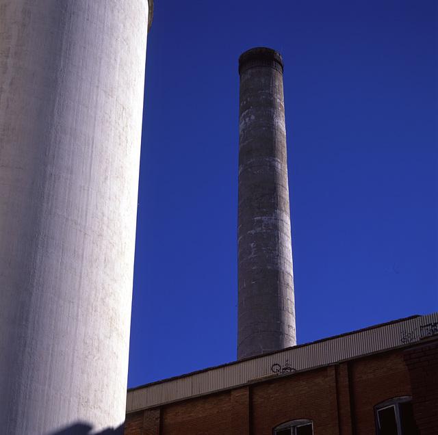 Longmont Great Western Sugar Mill