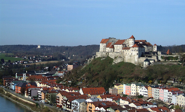 Castle Burghausen