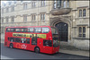 city bus in Oxford High Street