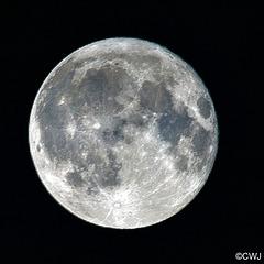Full Moon tonight?