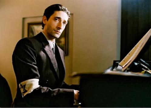 Le Pianiste, c'est en réalité Janusz Olejniczak