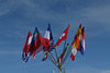 Silvretta Montafon, Nova Stoba, Flags