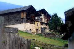 Saint Véran, plus haut village d'Europe