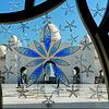 All kind of glass : SPC 2/2018 - 4° place - 4,5 vote - la ricca vetrata della moskea di Abu Dhabi