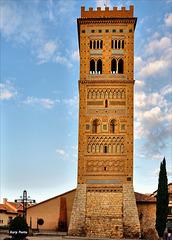 Torre mudéjar de San Martín - Teruel