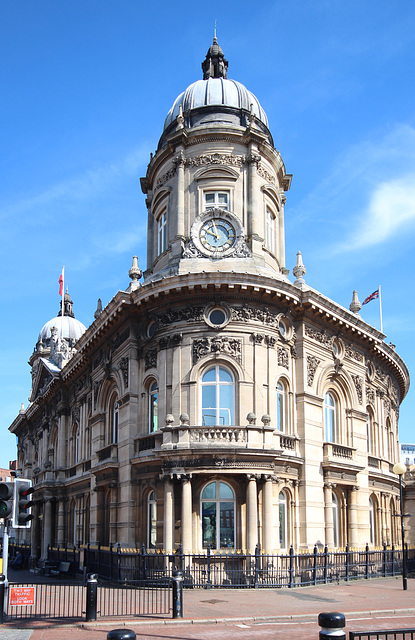 Former Dock Offices, Kingston upon Hull, East Riding of Yorkshire