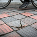 #23 sidewalk /pavement crack