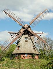 Windmühle Sabine bei Sandbostel (PiP)