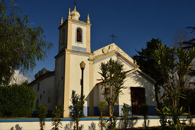 Benfica do Ribatejo, Igreja