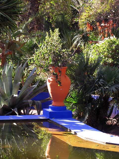 le jardin de Jacques Majorelle