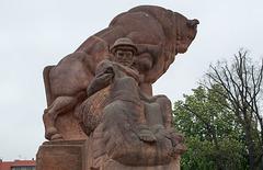 Berlin Arnswalder Platz fertility fountain (#2692)