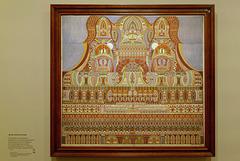 """""""Composition symbolique, temple VII"""" (Augustin Lesage -1933)"""