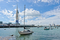 The Spinnaker Tower, Portsmouth, Hampshire